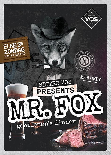 Gentleman's Dinner - Bistro VOS