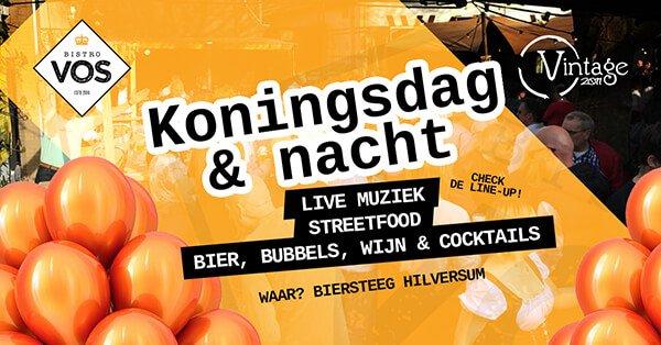 Koningsdag Biersteeg Hilversum