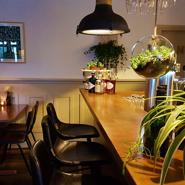 Bar - Bistro VOS   Restaurant Hiliversum