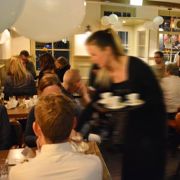In de zaak - Bistro VOS | Restaurant Hiliversum
